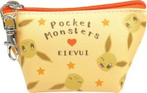 Pocket Monster Triangle Mini Pouch