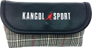Sport Flap Open Pouch Red