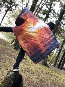 50/50WORKSHOP OUTDOOR TECH BLANKET  2020新作 Sサイズ