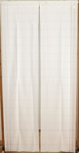 [ 2020NewItem ] Partition Curtain Open By Japanese Noren Curtain Length Plain Line