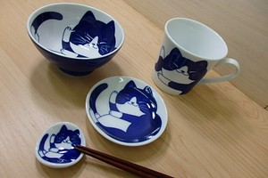 Hachiware Cat Set