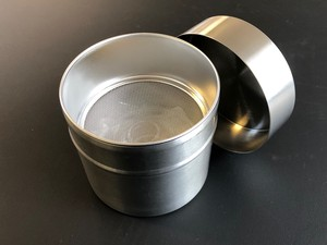 Japanese Tea Tools Stainless Powdered Tea Sieve