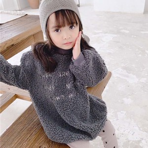 Children's Clothing Top Long Sweatshirt Kids Casual Korea