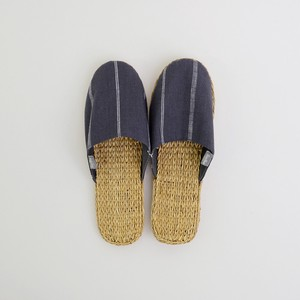 S/S Slipper Track Stripe