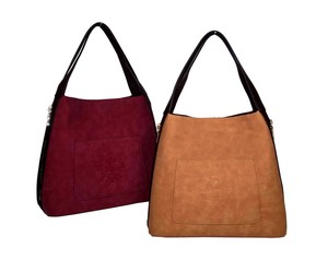 Inner Pouch Attached Parent And Child Tote Bag