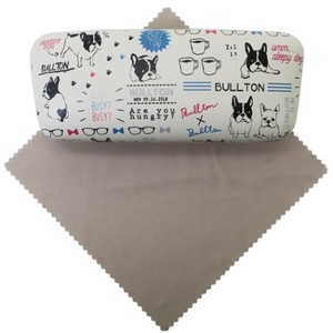 Eyeglass Sunglass French Bulldog Dog Eyeglass Ivory
