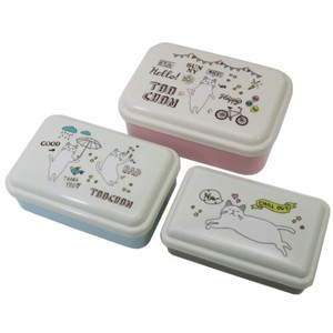 Bento (Lunch Boxes) SEAL Food Container Shibata SEAL Food Container Set Days