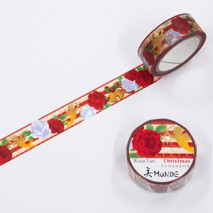 Washi Tape Angel rose
