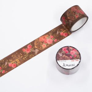 Washi Tape Rose