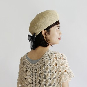Ribbon Beret Hat