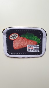 Original Print Pouch Steak