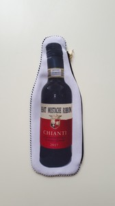 Original Print Pouch Wine