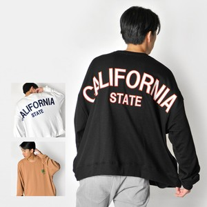 A/W Arch Patch Embroidery Sweatshirt Unisex Big Silhouette