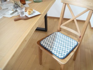 Chair Pad Scandinavian Style Low Rebounding Washing Chair Pad Floor Cushion Car Product