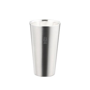 Stainless Construction Fine Silver Tumbler