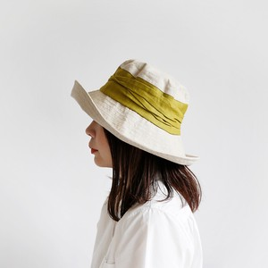S/S LINE Twist Closs Hat