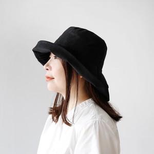 【2020春夏新作】リネンストールハット