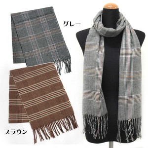 A/W Stole Polyester Material A/W Stole Basic Checkered