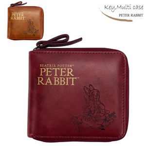 Peter Rabbit Compact Wallet Round Wallet Two Rabbit