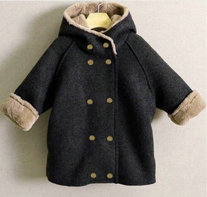 Children's Clothing Kids Boys Outerwear Thick Casual