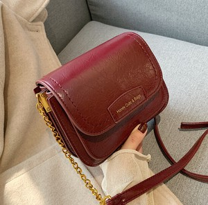 Bag Diagonally Ladies Chain Korea