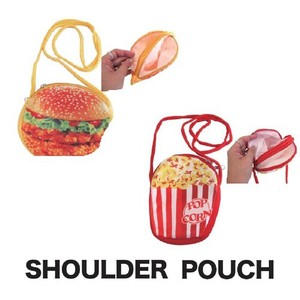 Shoulder Pouch Food American