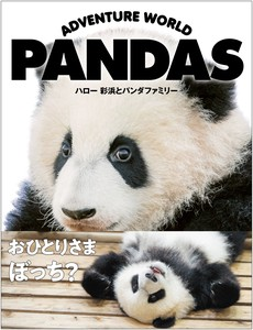 ADVENTURE WORLD PANDAS Hello Ayahama and Panda Family