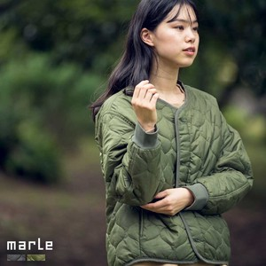 Wave Quilt Short Jacket Kilting Jacket