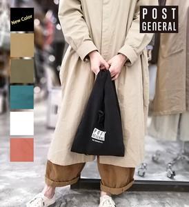 【POST GENERAL】ポストジェネラル コンビニバッグ 6色