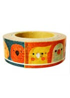 KOTORITACHI Washi Tape Small Birds