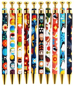 KOTORITACHI Retro Ballpoint Pen 10 Types
