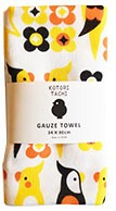 KOTORITACHI Gauze Face Towel Bloom