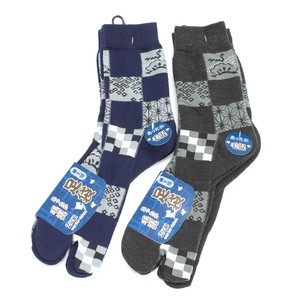 Men's Tabi Socks Japanese Pattern