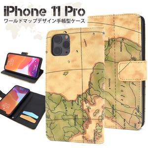 Smartphone Case Map Design iPhone Map Design Notebook Type Case