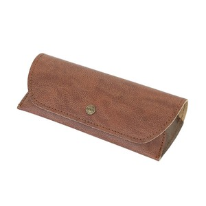 "[DULTON] GLASSES CASE ""CARAVAN"" BROWN"