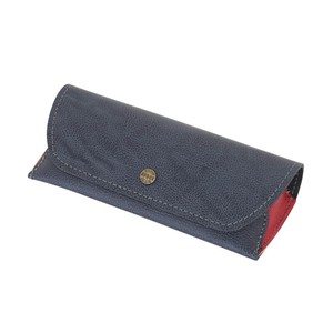 "[DULTON] GLASSES CASE ""CARAVAN"" NAVY"