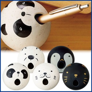 Put Pen Holder Animal White Question Matching