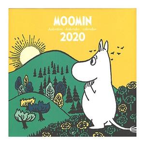 【ムーミン・北欧】ムーミンカレンダー2020 30×30cm