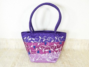 Embroidery Handbag Bag