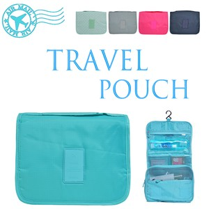 Multiple Functions Pouch Trip Make Up Pouch Accessory Case Travel Purse