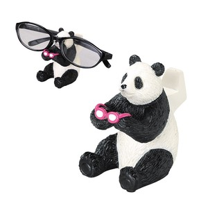 Animal Eyeglass Stand Panda Bear