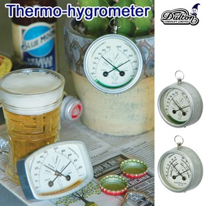 Thermo-hygrometer Mexico/Round