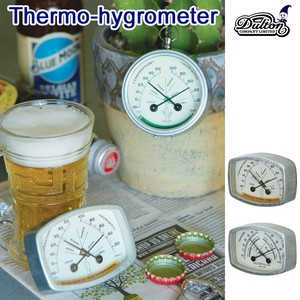 Thermo-hygrometer Beer/Rectangle