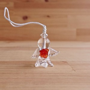 Angel Charm Agate Flower