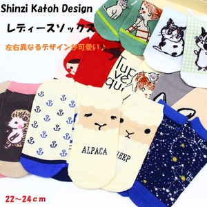 SHINZI KATOH Ladies Socks