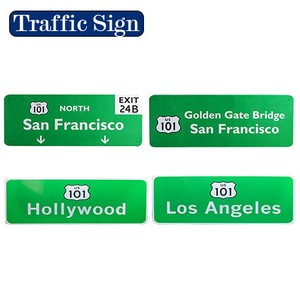 Traffic Standard Way Board