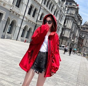 Korea Fashion Window Jacket Ladies Student Early spring Coat
