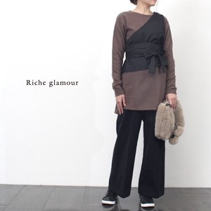 A/W Gigging Twill Layered Tunic
