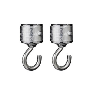 【DULTON ダルトン】MAGNETIC HOOK SET OF 2 CHROME