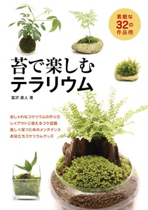 Terrarium to enjoy with moss